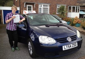 Driving Test pass with Simply Driving Lessons